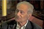 Muore lo storico Giuseppe Giarrizzo: fu vicesindaco di Catania