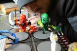 Toa Mata Band, come un dj italiano riesce a far suonare i... Lego