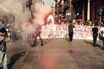Studenti tentano di avvicinare il ministro Giannini: bloccati dalla polizia