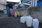 Messina, l'acqua arriva: emergenza conclusa