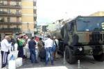 Messina senza acqua, ecco tutte le immagini dell'emergenza - Foto