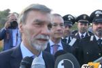 Autostrada A19, il ministro Delrio: Sicilia in ritardo