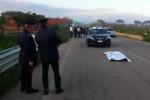 Tragico scontro fra un trattore un'auto a Partinico: ecco il luogo dell'incidente