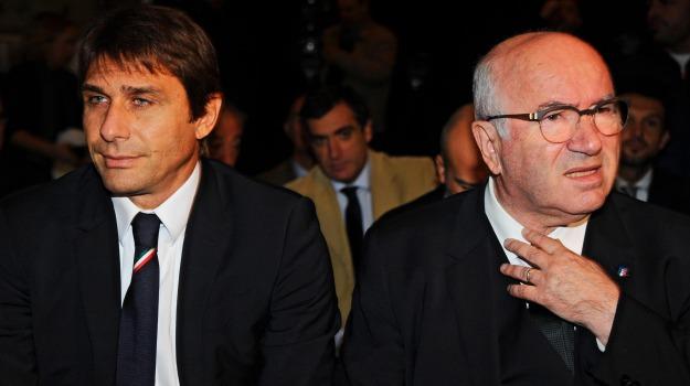 Calcio, Figc, nazionale, Antonio Conte, carlo tavecchio, Sicilia, Sport