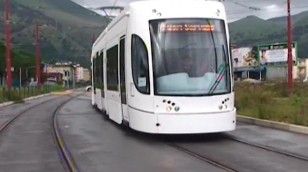 tram palermo, ztl, Leoluca Orlando, Sicilia, Politica