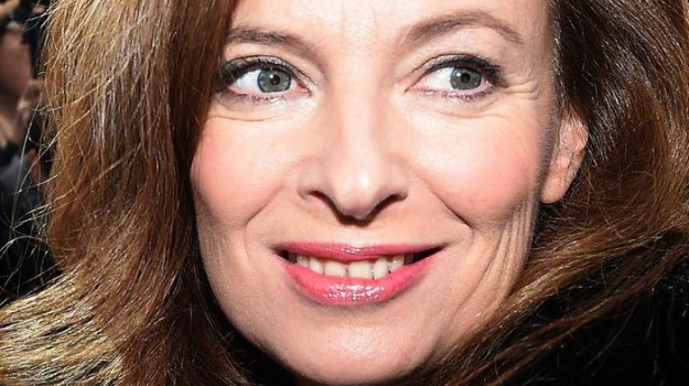 foto, selfie, twitter, francois hollande, Valerie Trierweiler, Sicilia, Mondo