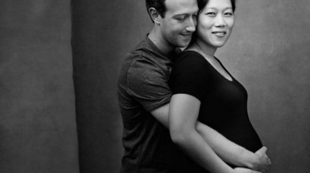 ad, facebook. top manager, fb, nascita figlia, paternità, pausa, Sicilia, Società