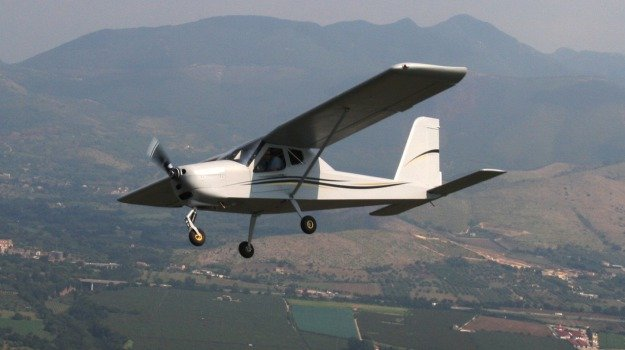 brevetto di pilota, ultraleggeri, Agrigento, Cronaca