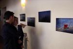 """""""Il mare dintorni"""", a Palermo la mostra di Alberto: il giovane disabile che ama fotografare - Video"""