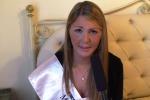 """Miss Trans Europa offesa sul web: """"Lascio la carica"""" - Video"""