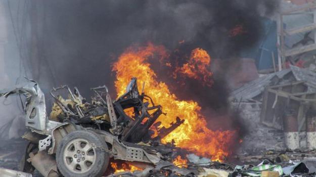attentato, Somalia, terroristi, Sicilia, Mondo