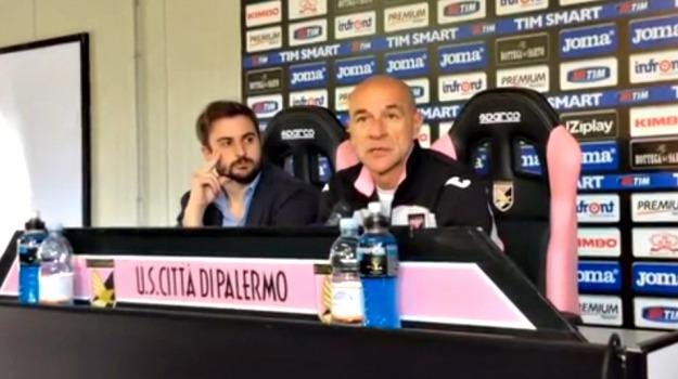 Calcio, Frosinone, Palermo, rosanero, Davide Ballardini, Palermo, Calcio
