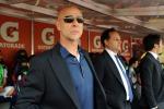 L'allenatore del Palermo Davide Ballardini