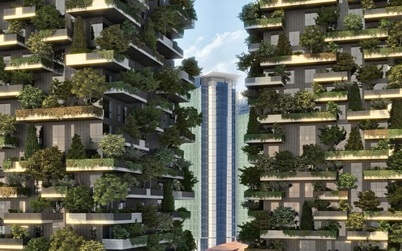 Dentro il bosco verticale ecco come sono i lussuosi appartamenti