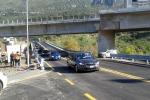 """Viadotto Himera, le prime immagini dalla """"bretella"""" inaugurata oggi - Video"""