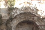 Crollo a Sant'Eligio, in frantumi l'angelo bianco del Serpotta - Video