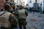 Bruxelles ancora blindata, i fermi salgono a ventuno ma Salah riesce ancora a fuggire