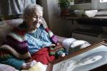 Gli auguri del Papa per i 116 anni di Emma, la seconda più anziana al mondo