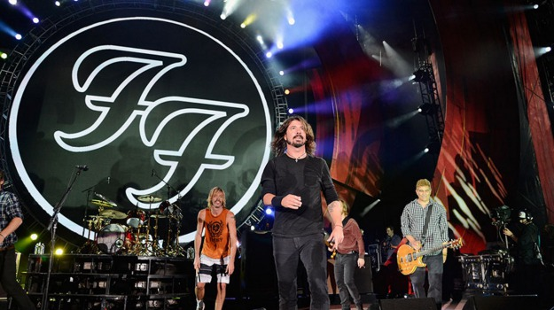 Foo Fighters, tour europeo, Dave Grohl, Sicilia, Cultura
