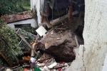 Crolli a Capo Gallo, disposti altri sgomberi e il Comune ordina perizie più dettagliate - Video