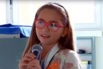 La messinese Greta Cacciolo vince lo Zecchino d'oro