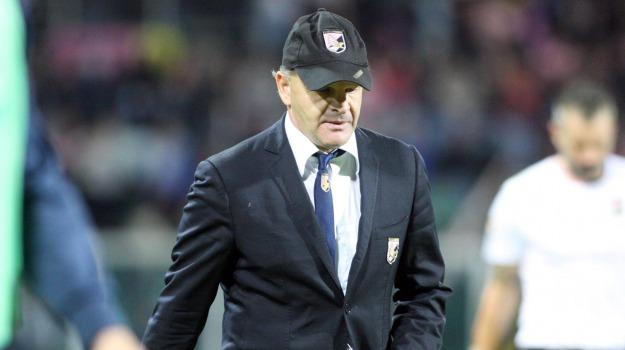 allenatore, Calcio, Palermo, SERIE A, Beppe Iachini, Palermo, Calcio