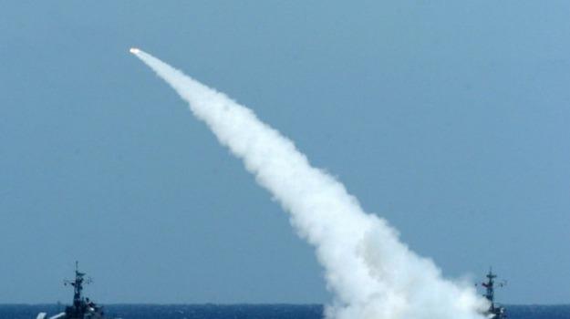 missile, sperimentazione, Sicilia, Mondo