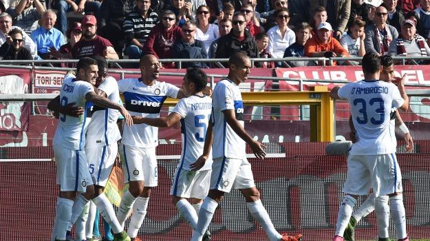 Calcio, inter, SERIE A, Sicilia, Sport