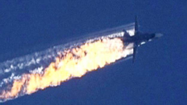 Ankara, jet russo abbattuto, Mosca, tensioni, Sicilia, Mondo