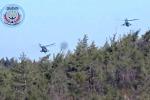 Abbattuto elicottero russo in Siria: morti i 5 militari a bordo