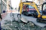 Cantieri a Palermo, da mercoledì via Amari chiusa al traffico