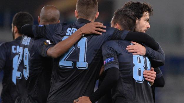 Calcio, europa league, Fiorentina, lazio, Sicilia, Sport