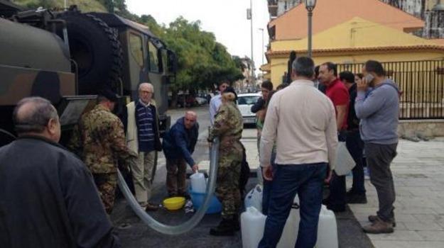 acqua, crisi idrica, Messina, Cronaca