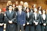 Svolta rosa al Tribunale di Gela, si insediano otto nuovi magistrati: sette sono donne - Video