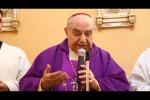 Commemorazione dei defunti, messa di Romeo a Palermo - Video