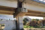 Viadotto sulla Palermo-Sciacca, installati altri sensori per tenerlo sotto controllo