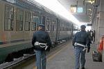 Messina, evade dai domiciliari per vedere il Papa a Palermo: fermata sul treno