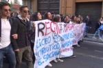 """Contro nuovo Isee e """"Buona scuola"""", studenti in piazza a Palermo - Video"""