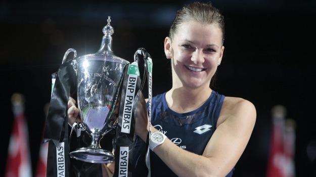 masters, Tennis, wta, Agnieszka Radwanska, Sicilia, Sport