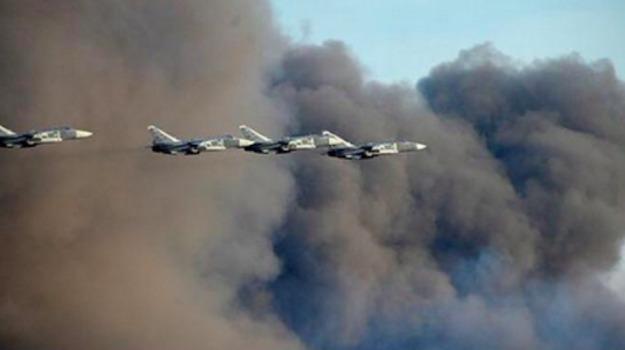 bombardamenti, Isis, Sicilia, L'Isis, lo scettro del Califfo