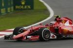 Test a Barcellona, vola la Ferrari di Raikkonen: miglior tempo