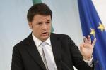 """Renzi attacca chi fa le """"primarie con 50 click"""""""