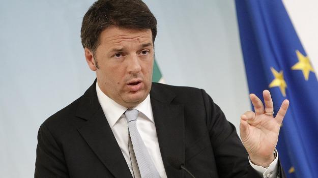 governo, pd, premier, Matteo Renzi, Sicilia, Politica