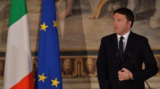 Matteo Renzi, Sicilia, Politica