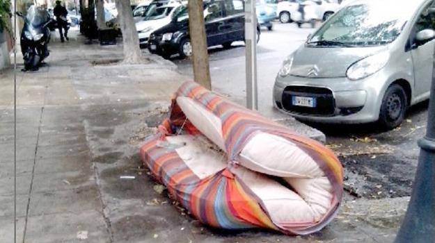 buche, illiminazione, rifiuti, strade, Palermo, Cronaca