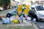 Operatori ecologici, nuova protesta a Mazara