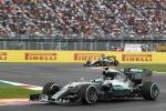 In Messico un sorriso per Rosberg, disastro Ferrari e doppio ritiro