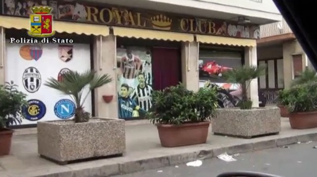 Sala Giochi Privata : Bar ristorante pizzeria sala giochi filippi dal
