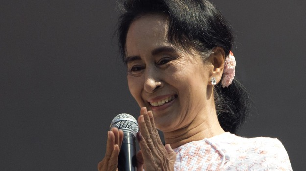 Birmania, premio nobel, Aung San Suu Kyi, Sicilia, Mondo