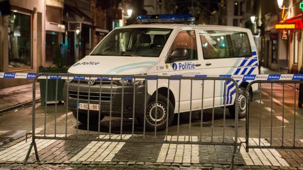 Belgio, Blitz, polizia, terrorismo, Sicilia, Archivio